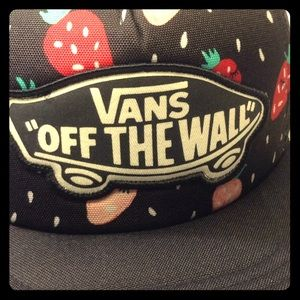 Vans OTW Beach Girl Trucker Snap Back Hat, NWT